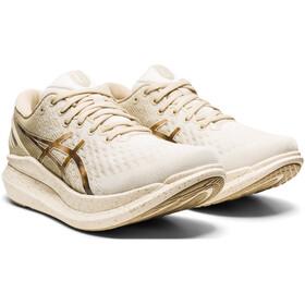 asics Glide Ride 2 Shoes Women, beige/marrón